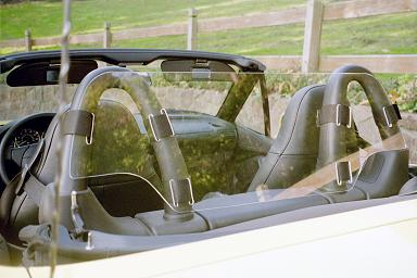 BMW Z3 Windscreen