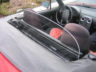 Mazda Miata 98-04 Windscreen