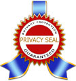 Privacy Security Seal