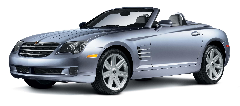 2013 Chrysler Crossfire