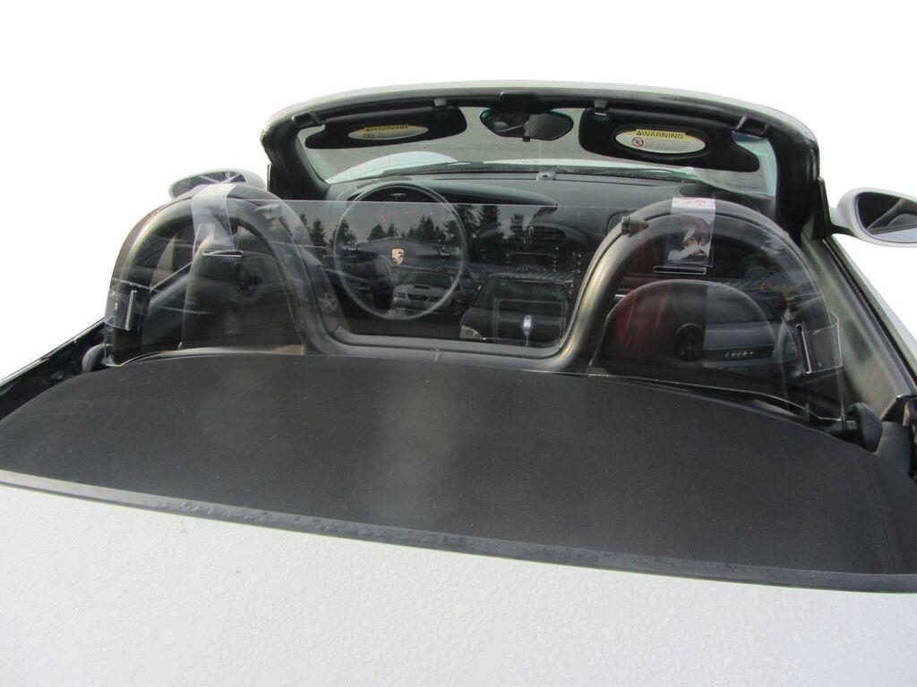 Porsche Boxster 1996-2012