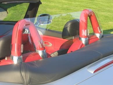 BMW Z8 Windscreen