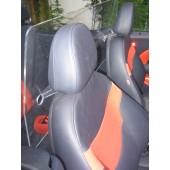 Mini Cooper Front Seat Windscreen